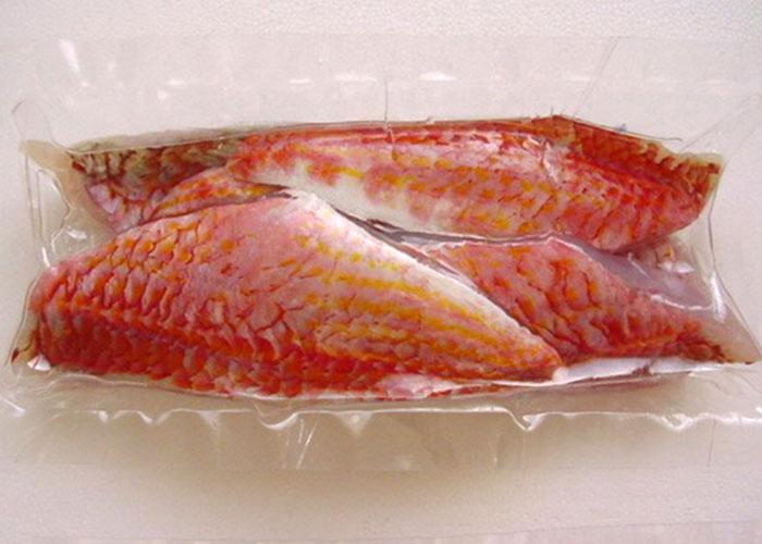 Filetes de salmonete